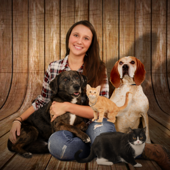 KRISTIN SPINK-HAUGER, DVM </br>ASSOCIATE VETERINARIAN photo